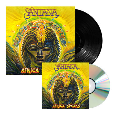 Santana: AFRICA SPEAKS BUNDLE