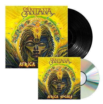 Santana: AFRICA SPEAKS BUNDLE