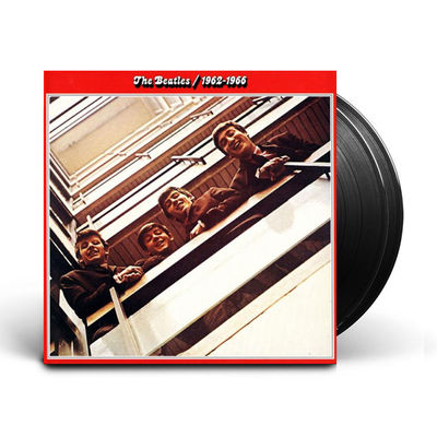 The Beatles: 1962 - 1966: The Red Album