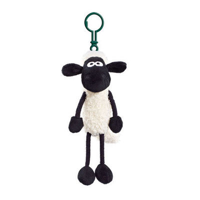 Shaun the Sheep: Shaun Clip On Keyring