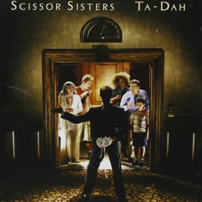 Scissor_Sisters: Ta Dah! CD