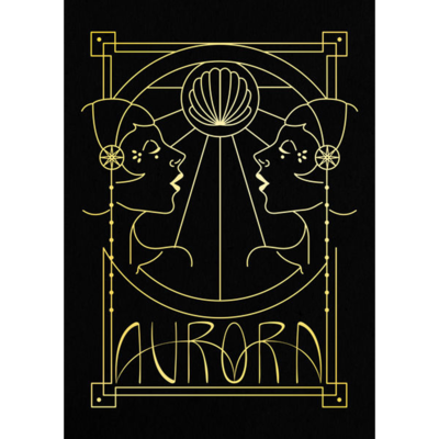 Aurora: Exist For Love Gold Foil Poster 3/3