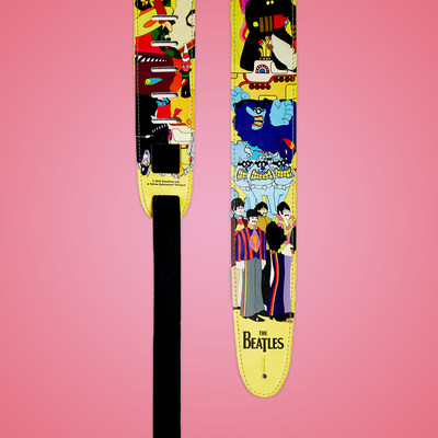 Abbey Road Studios: The Beatles Yellow Submarine Guitar Strap