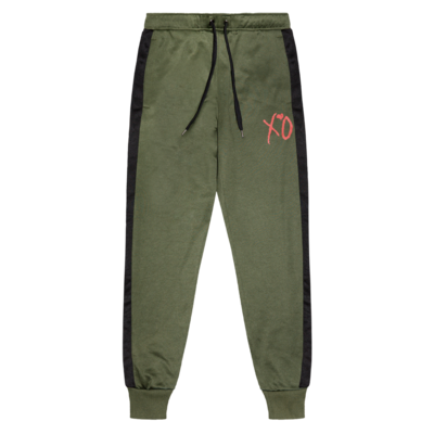 The Weeknd: XO CLASSIC LOGO HEAVYWEIGHT TRACK PANTS