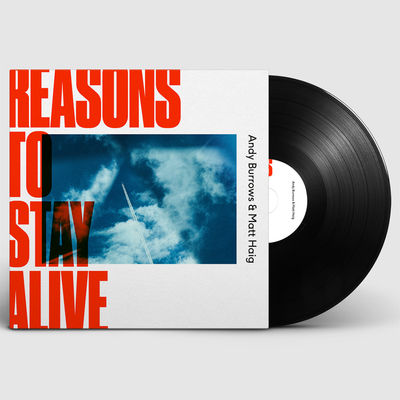 Andy Burrows and Matt Haig: Reasons To Stay Alive