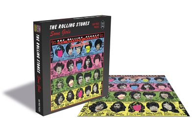The Rolling Stones: Some Girls Puzzle