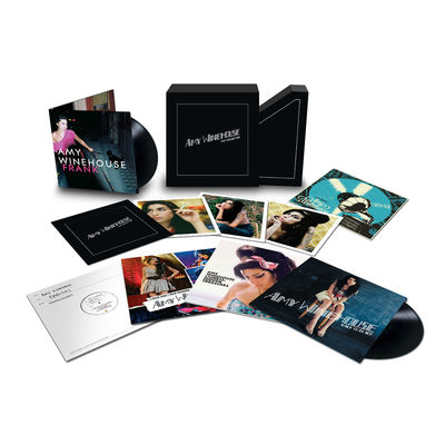 Amy Winehouse: The Collection: Limited Edition Numbered Vinyl Box Set