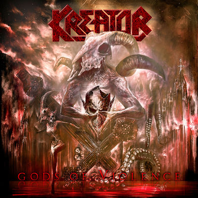 Kreator: Gods Of Violence + Signed Insert