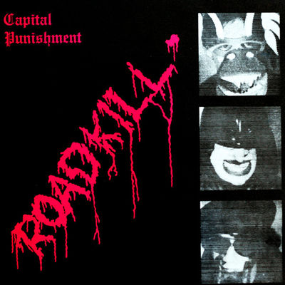 Capital Punishment: Roadkill: Red Vinyl