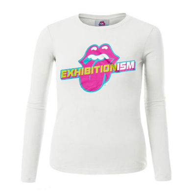 The Rolling Stones: Event Long sleeve White