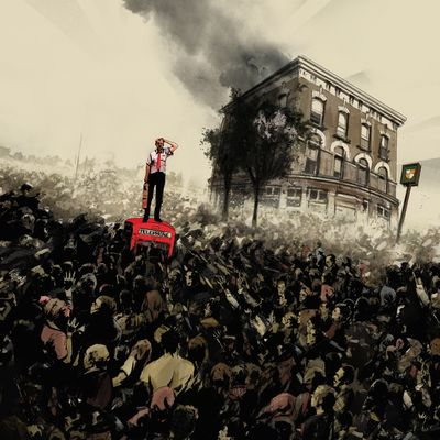 Daniel Mudford & Pete Woodhead: Shaun Of The Dead: Clear Red Vinyl