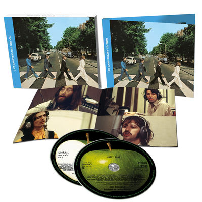 The Beatles: Abbey Road (Deluxe 2 CD)