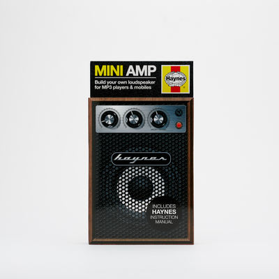 Abbey Road Studios: Haynes Mini Amp Kit