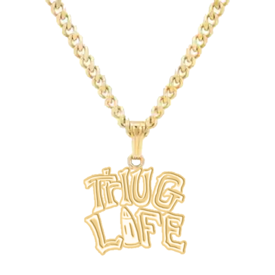 2Pac: THUG LIFE NECKLACE