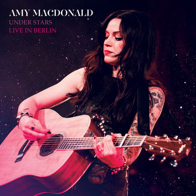 Amy Macdonald: Under Stars - Live in Berlin CD/DVD