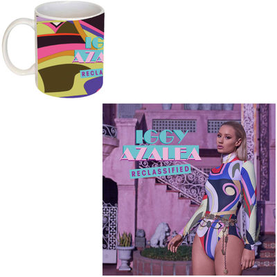 Iggy Azalea: Mug & CD Bundle