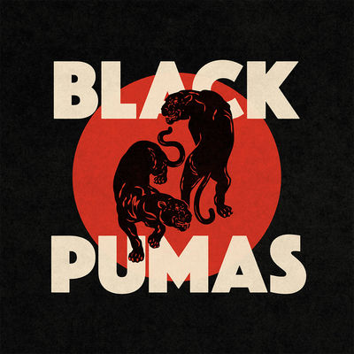 Black Pumas: Black Pumas: Limited Edition Red Vinyl
