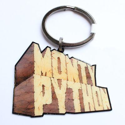 Monty Python: Monty Python Logo Keyring