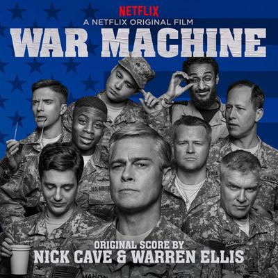 Nick Cave & Warren Ellis: War Machine OST