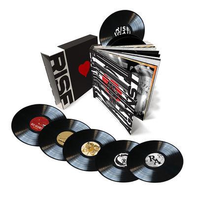 Rise Against: Rise: Career Vinyl Box Set