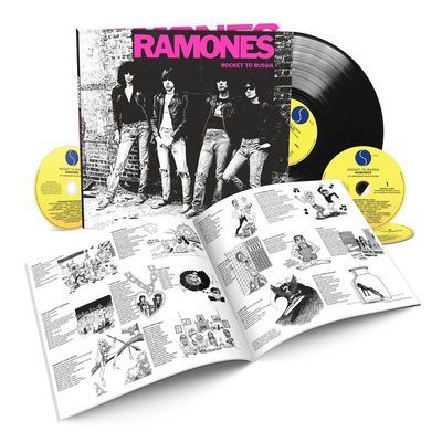 Ramones: Rocket To Russia: 40th Anniversary Deluxe Edition