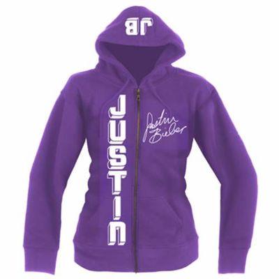 Justin Bieber: Vertical Hoodie