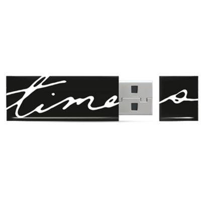 S.G. Lewis: times Limited Edition Reusable USB