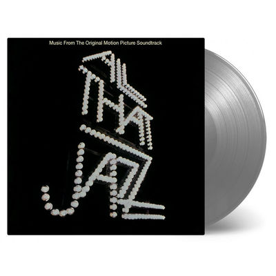 Original Soundtrack: All That Jazz: Silver Vinyl LP