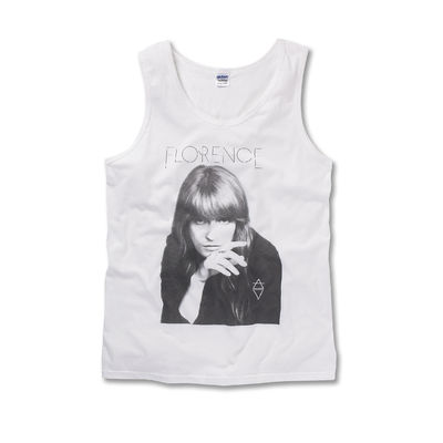 Florence + The Machine: Album Cover Faded Vest