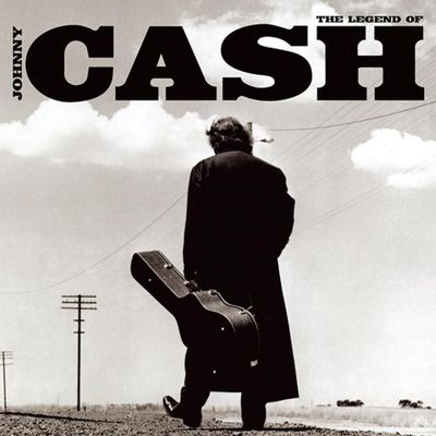 Johnny Cash: The Legend Of Johnny Cash