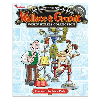 Wallace & Gromit: The Complete Newspaper Strips Volume 1