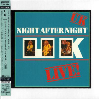 U.K.: Night Afer Night: Platinum SHM