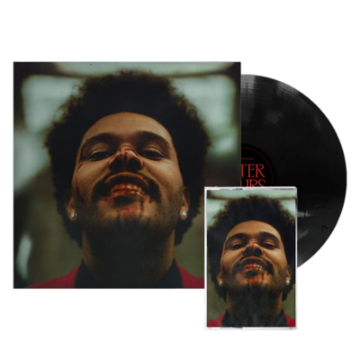 The Weeknd: AFTER HOURS: DOUBLE LP + CASSETTE