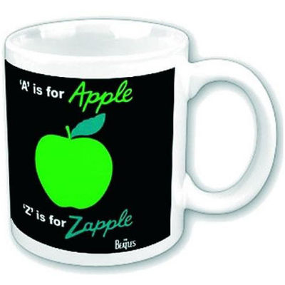 The Beatles: A Is For Apple Z Is For Zapple Boxed Mug