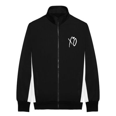 The Weeknd: XO Classic Logo Heavyweight Track Jacket