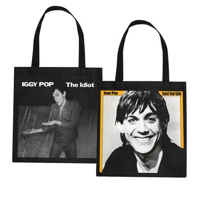 Iggy Pop: Iggy Pop Tote Bag