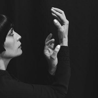 Angèle David-Guillou: Mouvements Organiques