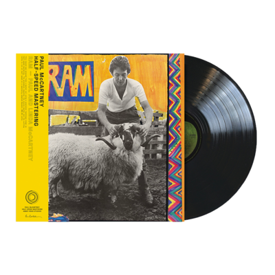 Paul McCartney: RAM (50th Anniversary Half-Speed Master Edition) – LP