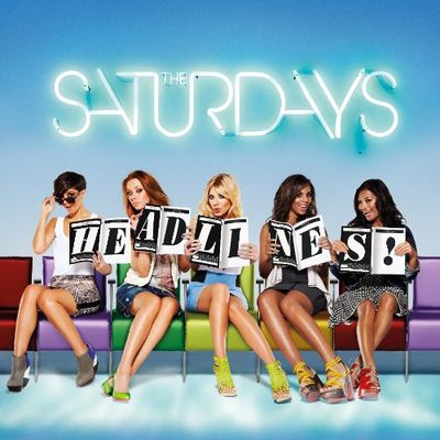 The Saturdays: Headlines CD