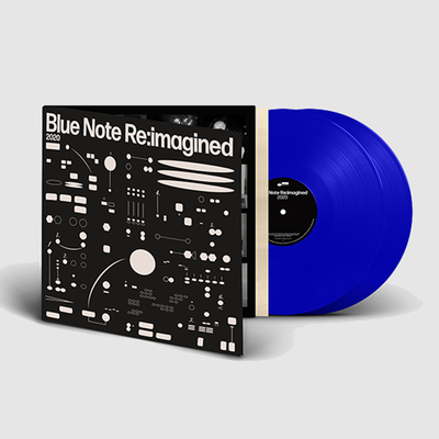 Various Artists: Blue Note Re:imagined Exclusive Blue 2LP