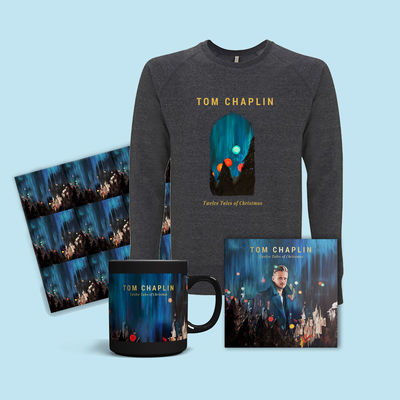 Tom Chaplin: Twelve Tales of Christmas CD bundle