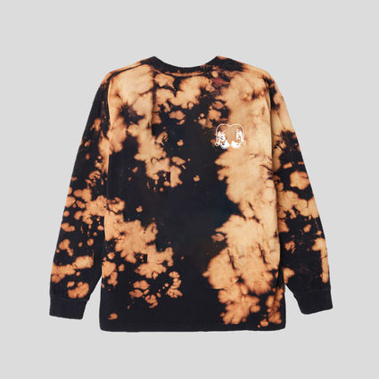 Death From Above 1979: DFA Logo Bleached Longsleeve