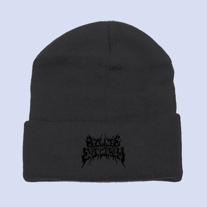 Billie Eilish: HOLLOW BLOHSH BEANIE