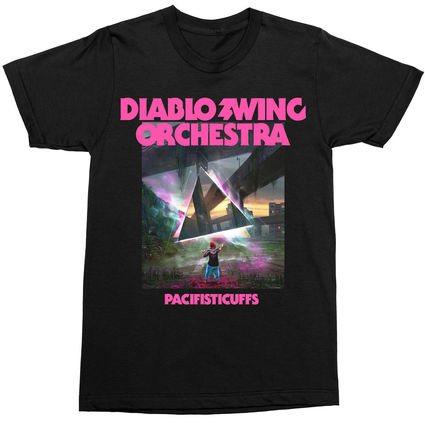 Diablo Swing Orchestra: Pacifisticuffs Tee