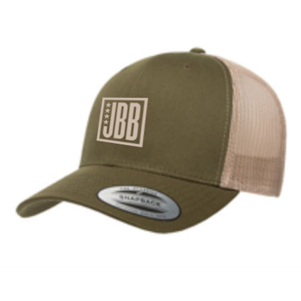 James Barker Band: JBB Mesh Snapback