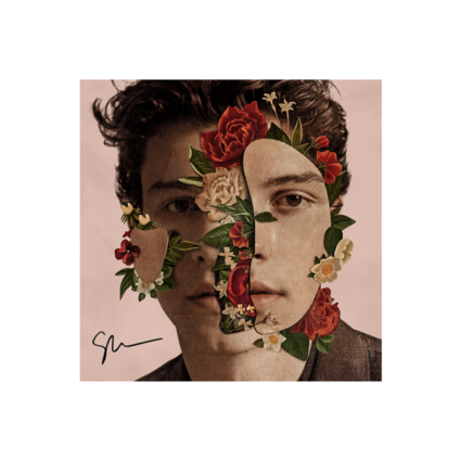 Shawn Mendes: Cover II Litho (Signed) + Digital Album