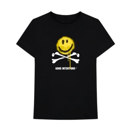Nav: SMILE AND BONES TEE + DIGITAL ALBUM