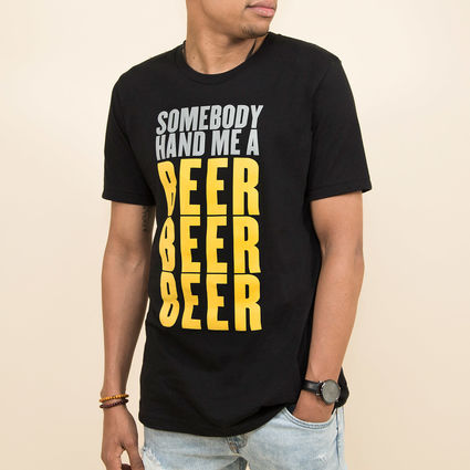 James Barker Band: Beer Beer Beer Tee
