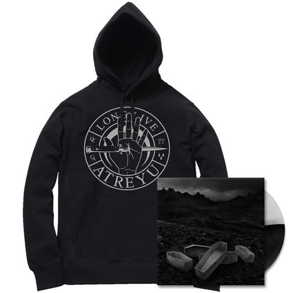 Atreyu: Hoodie And Vinyl Bundle