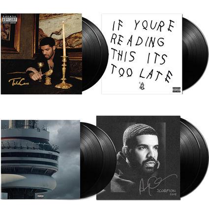 Drake: Drake Vinyl Bundle